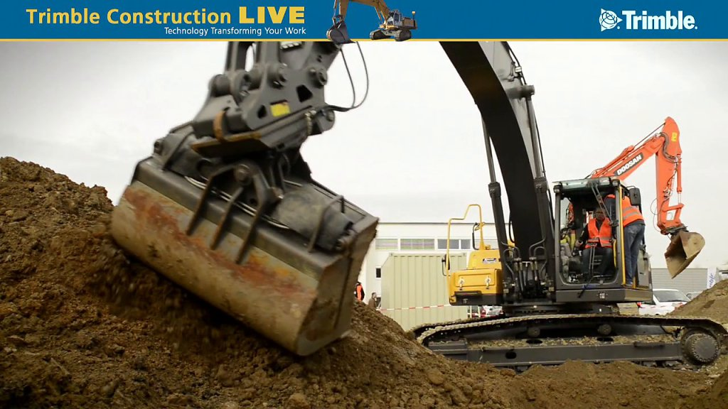 SITECH presents Trimble Construction LIVE
