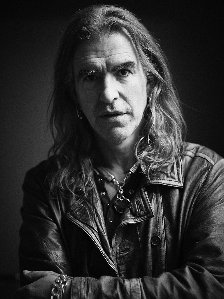 Justin Sullivan New Model Army